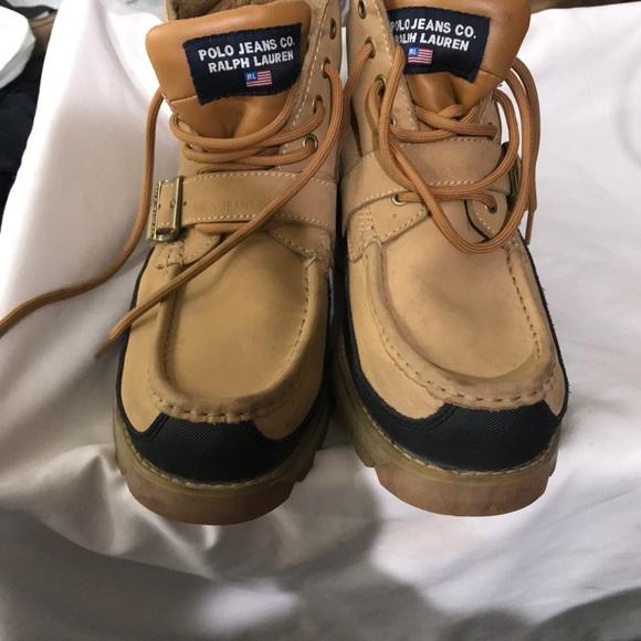 Polo Jeans Co Ralph Lauren Boots Shoes